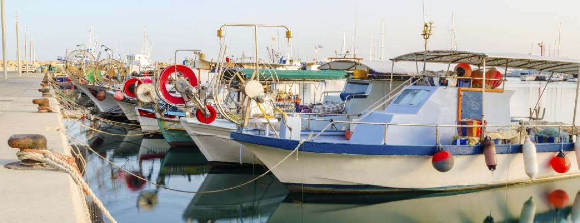 Larnaka Marina, морская гавань в Ларнаке