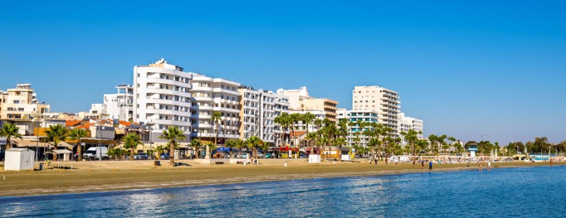 Finikoudes Beach, Larnaca