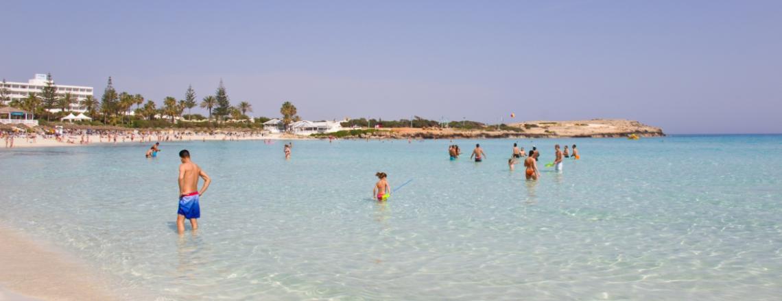 CTO Beach, Larnaca