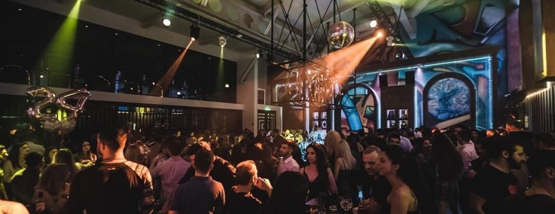Dstrkt Bar, бар и ночной клуб Dstrkt в Ларнаке