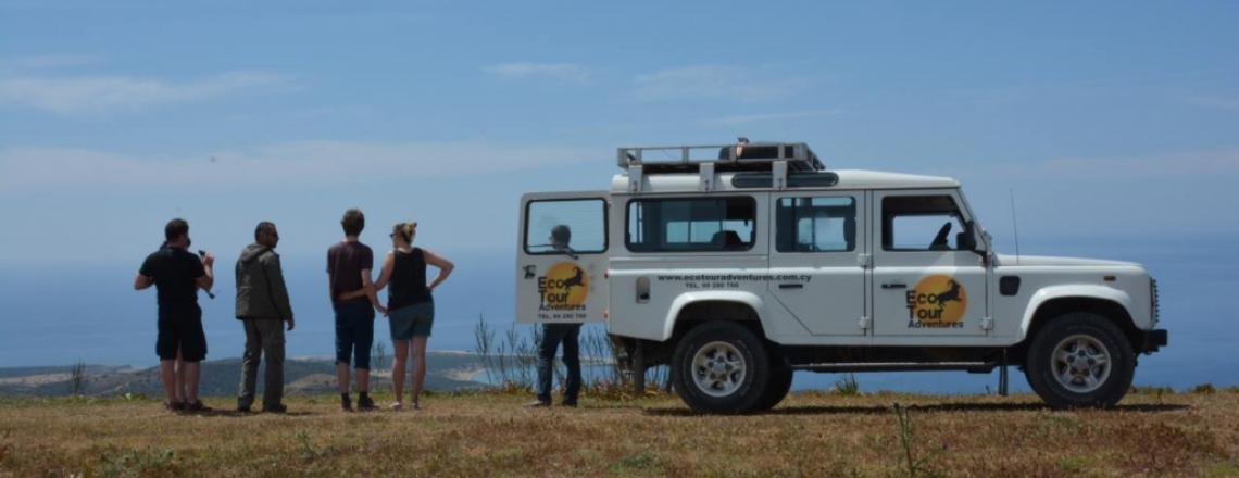 EcoTour Adventures, туры на джипах «ЭкоТур Адвенчерис» в Пафосе