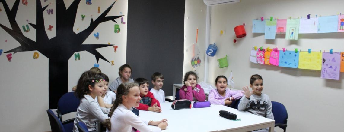 English language centre «ESL Creative Learning», центр изучения английского языка для детей и взрослых в Никосии