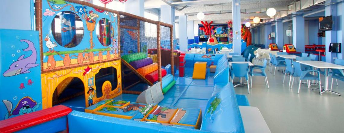 Extreme Park, детский игровой центр «Экстим-Парк» в Никосии
