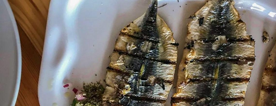 Fat Fish, «Фэт Фиш», средиземноморский ресторан в туристической зоне Лимассола