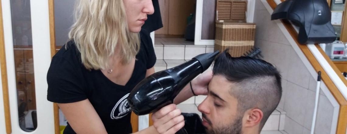 Figaro Hair salon, салон красоты Figaro в Никосии