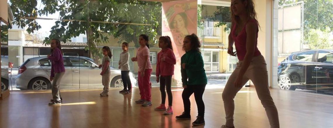 Фитнес-центр Mariannnas Zumba Studio в Никосии