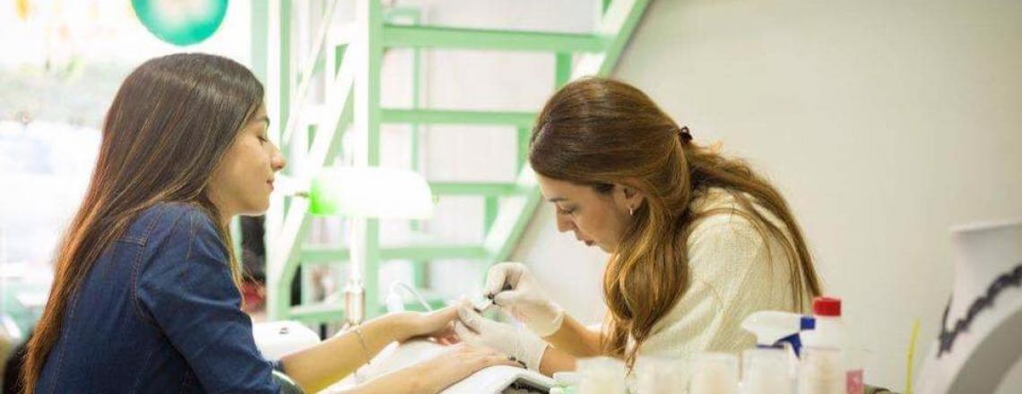 Φρού Φρού & Αρώματα Nail and beauty salon, маникюрный салон Fru Fru в Никосии