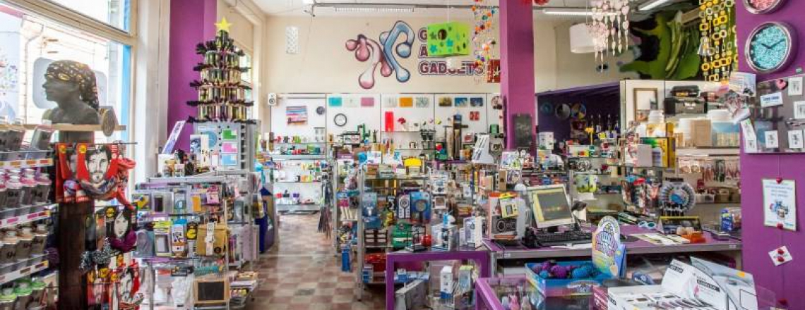 Gifts and Gadjets, магазин подарков и сувениров в старом Лимассоле