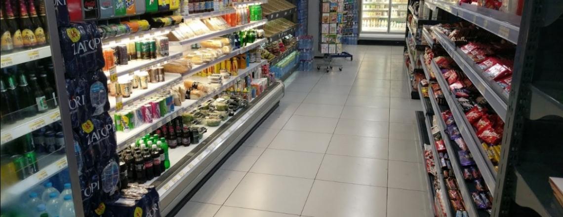 Супермаркет AlphaMega Limassol Marina в Лимассоле