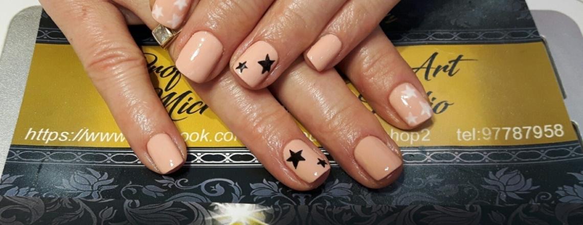 Glamour Nails & Beauty Studio, салон красоты Glamour в Пафосе