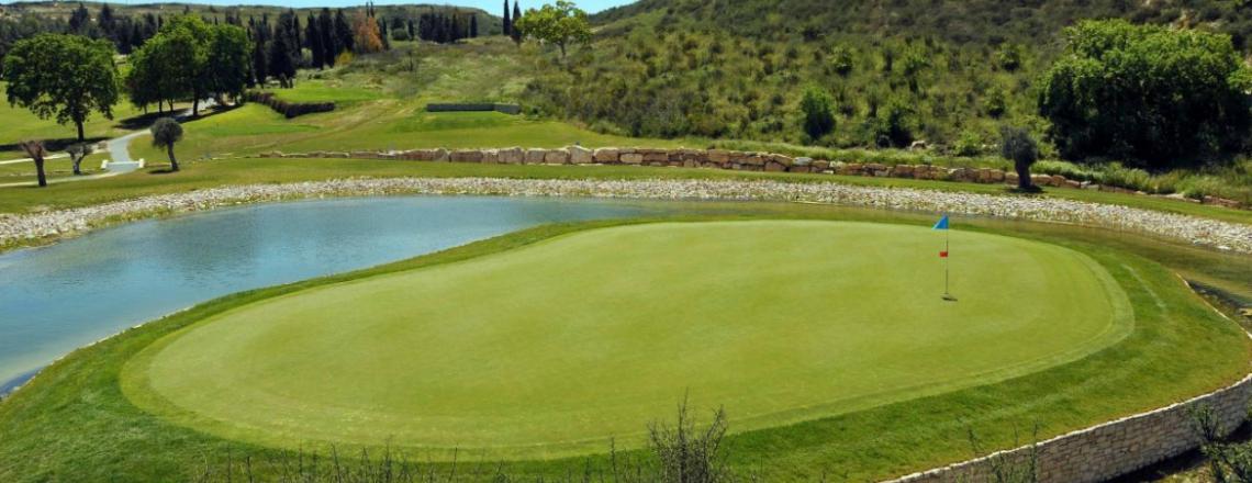 Гольф-клуб Minthis Hills Golf Club в Пафосе