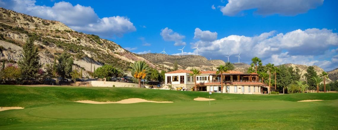 Secret Valley Golf Club in Paphos