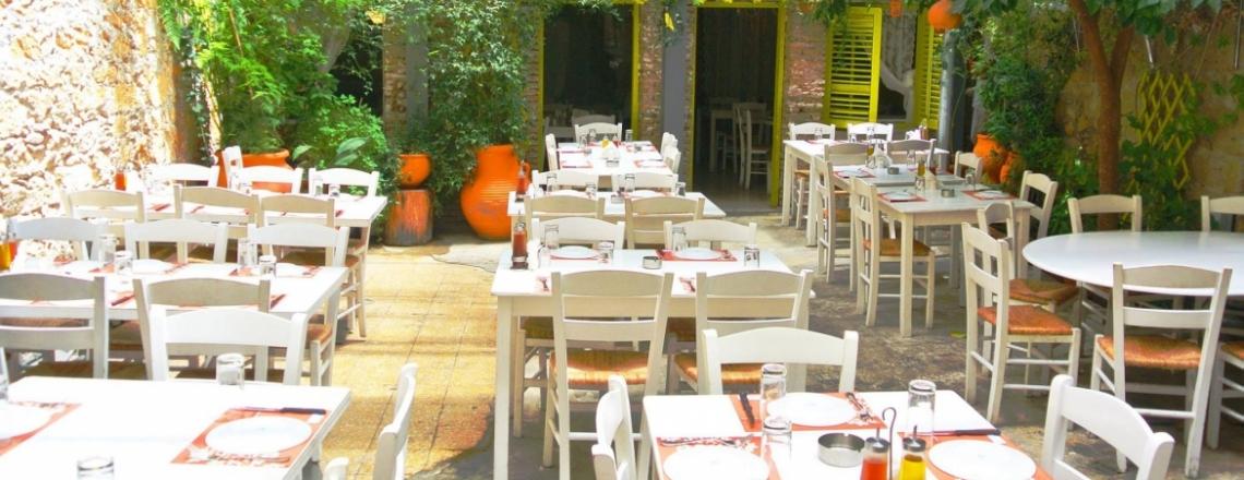 Греческий ресторан To Anamma в Никосии