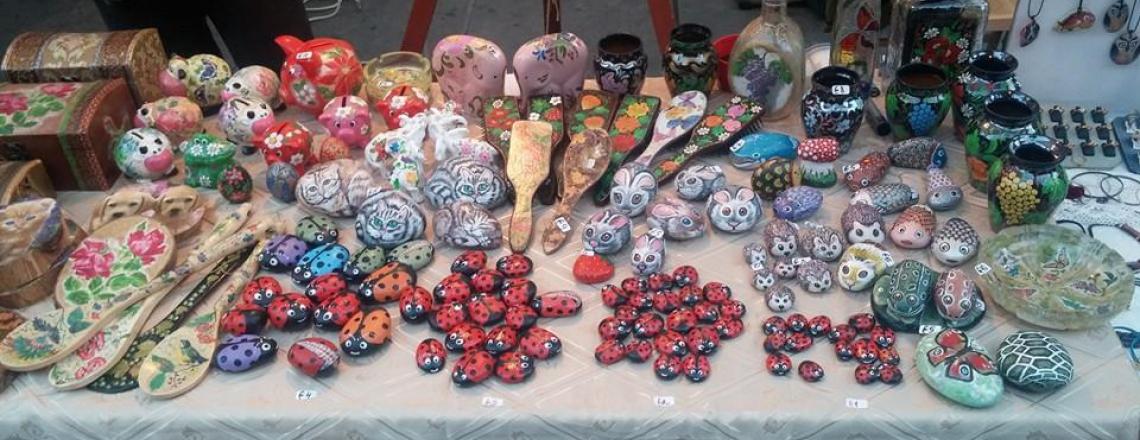 Handmade by L Artist's Workshop, художественная мастерская «Хэндмейд бай Л» в Никосии
