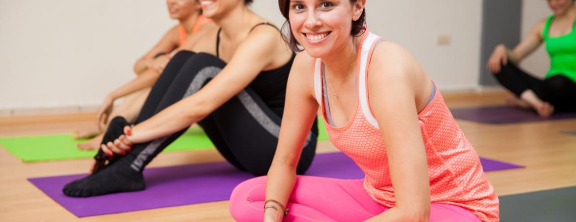 Yoga Europe School, занятия йогой в центре Yoga Europe в Никосии