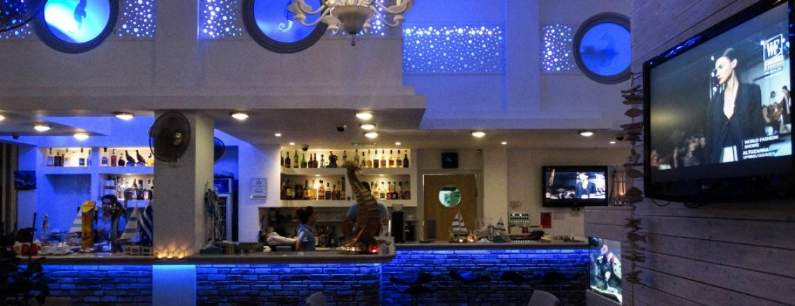 Hippocampus Lounge Restaurant, Protaras