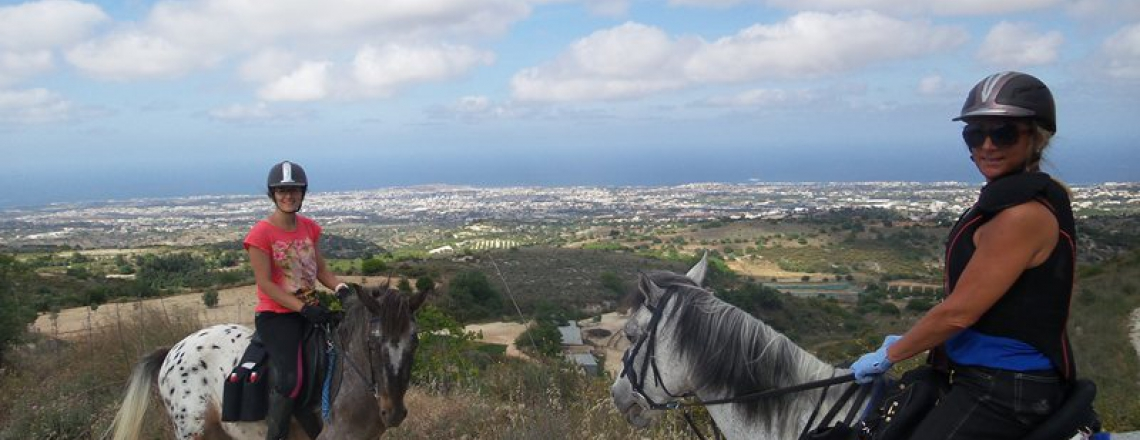 Horse Riding Paphos, верховая езда в Пафосе