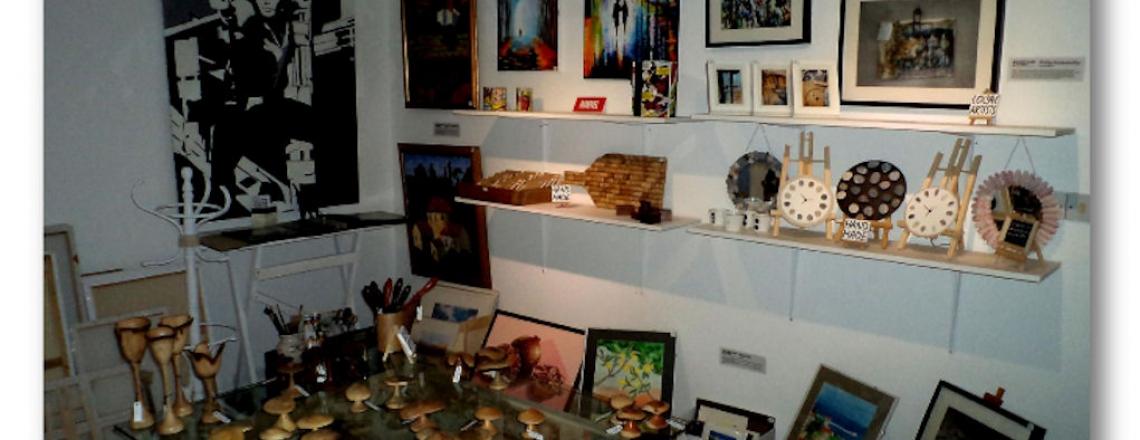 Художественная галерея Barefoot Designs, Писсури, Лимассол
