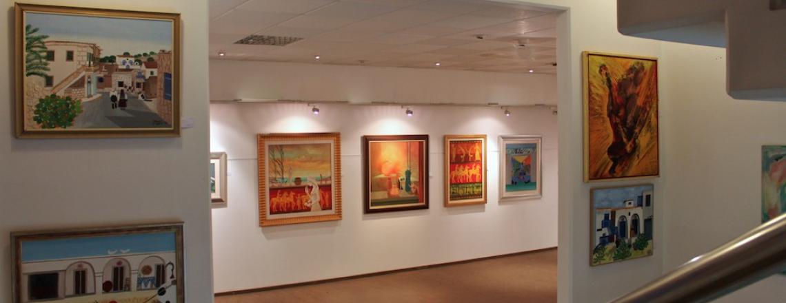 Художественная галерея Питера, Peter's Gallery, Лимассол