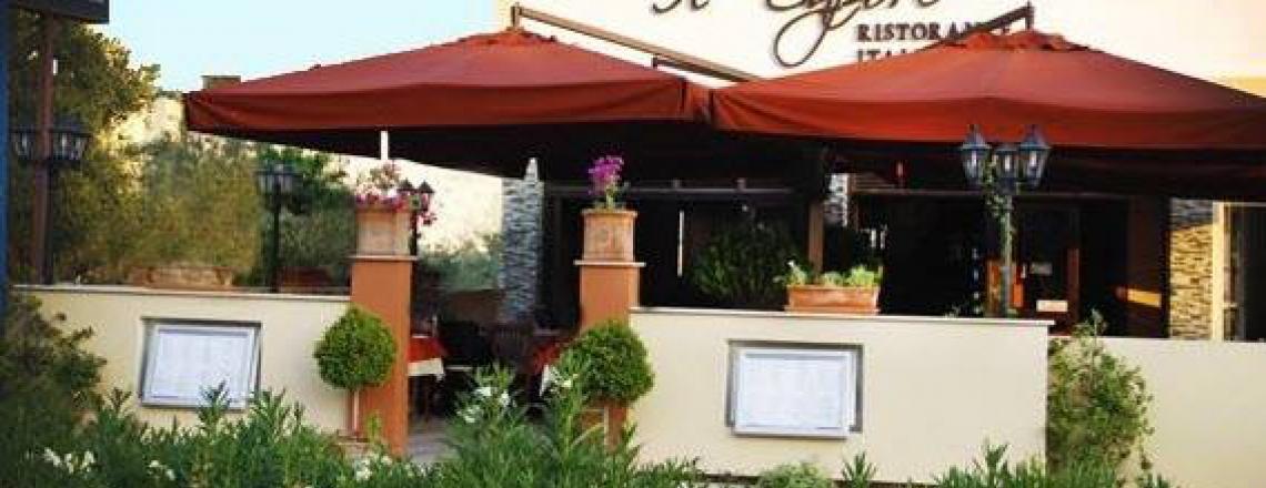 Il Sapore Ristorante Italiano, итальянский ресторан в Агиос Тихонас, Лимассол