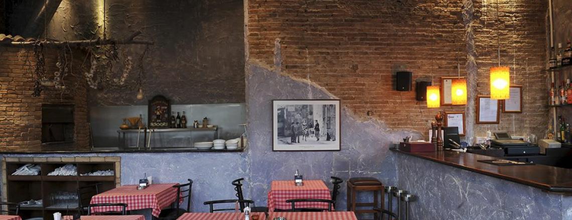 Italian restaurant Da Paolo, итальянский ресторан Da Paolo в Никосии