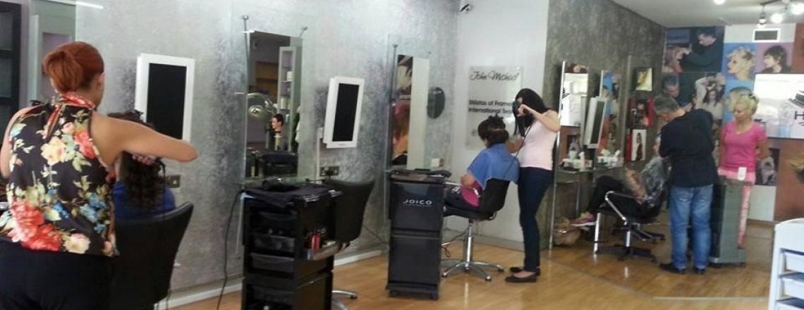 John Michael Team Hair Salon, салон красоты John Michael Team в Лимассоле