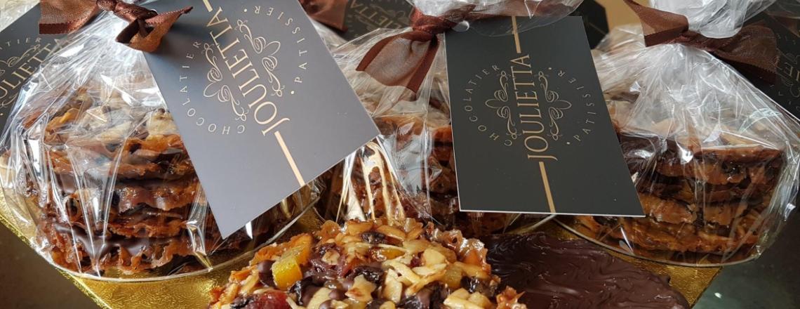 Joulietta Chocolatier & Patissier, кондитерская «Джульетта» в Пафосе
