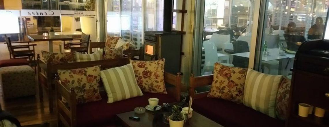 Кафе Centro Cafe в Ларнаке