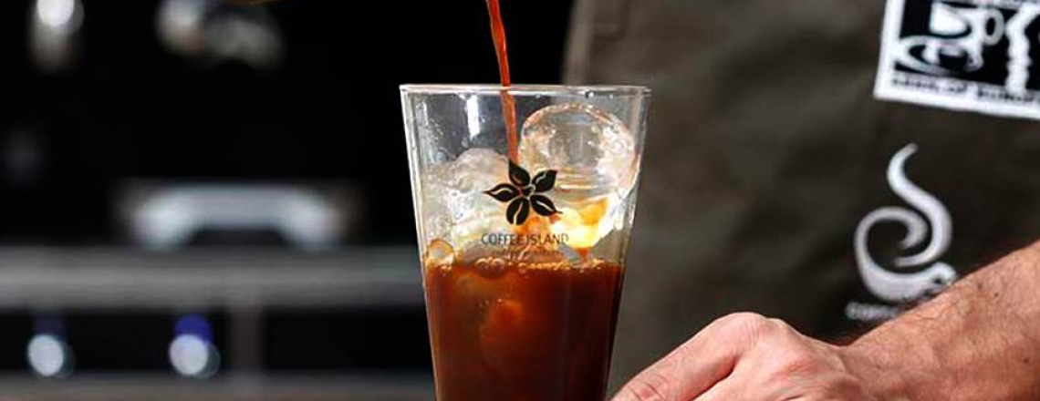Кафе Coffee Island в Никосии