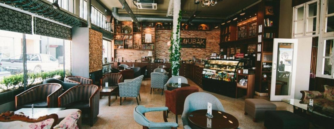 Кафе Deloubak Espresso Cuisine в Пафосе