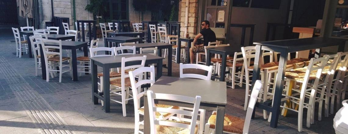 Кафе и бар Libre в Лимассоле