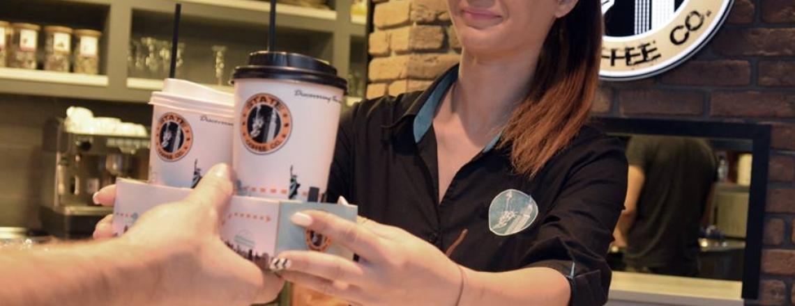 Кафе State Coffee Co. в Никосии