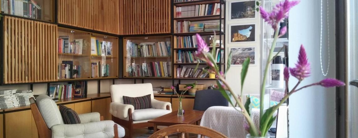 Кафе The Home Cafe в Никосии
