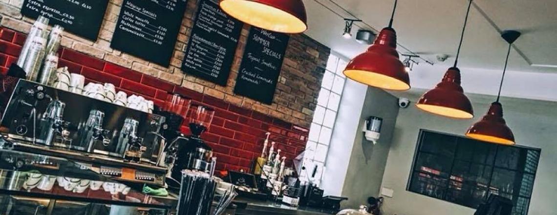 Кафе Waycup в Ларнаке