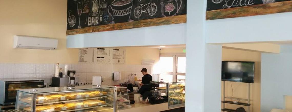 Кафетерий Coffee Studio в Лимассоле
