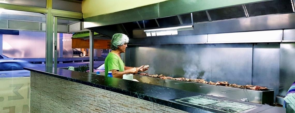 Кебаб-хаус Takis Kebab в Лимассоле