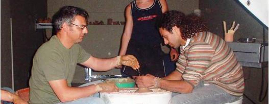 Keramidea, гончарная мастерская «Кермайдиа» в Никосии