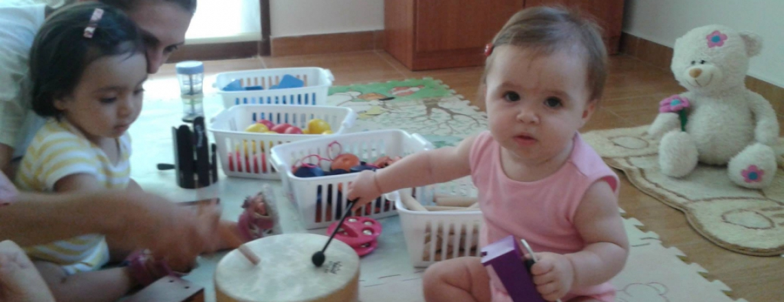 Kindermusic — the Centre for Early Childhood Development in Music, Limassol
