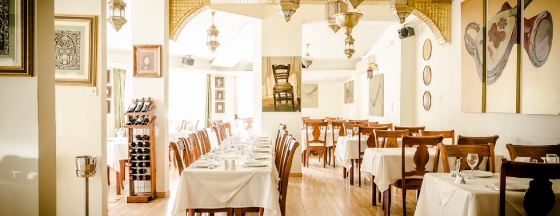 Cleopatra, Lebanese and Cypriot Cuisine in the center of Limassol