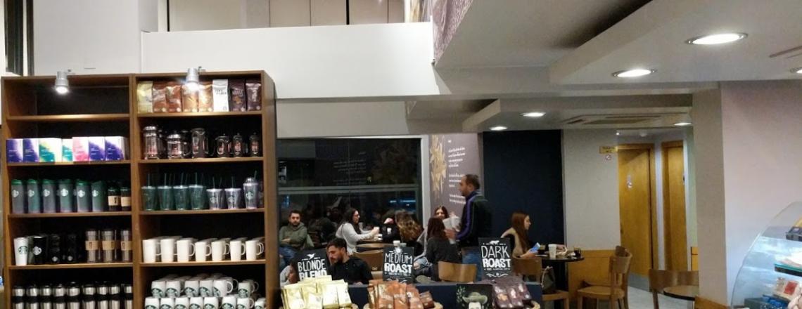 Кофейни Starbucks в Лимассоле