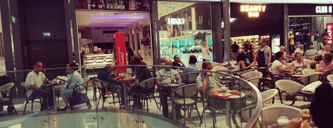 Кофейня La Croissanterie в Пафосе