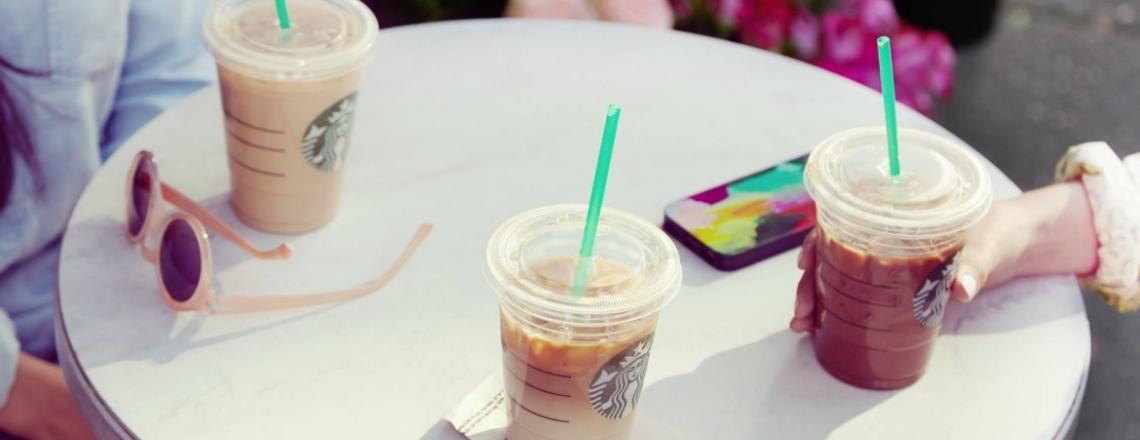 Кофейня Starbucks в Ларнаке