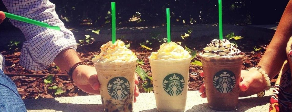 Кофейня Starbucks в Пафосе