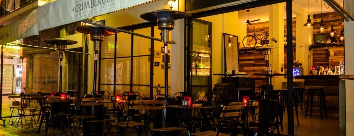 Коктейль-бар Novem в Никосии
