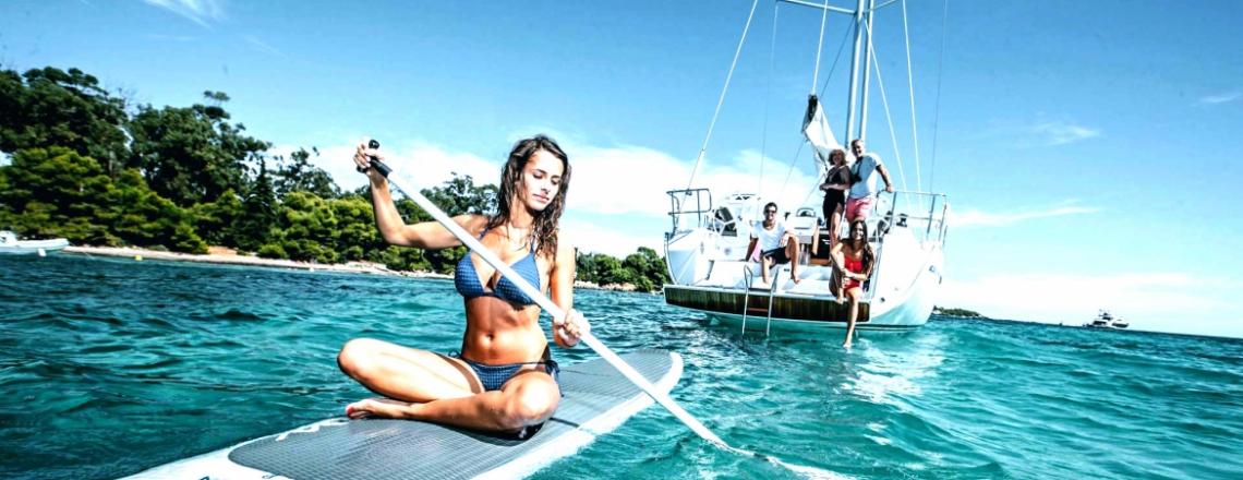 Yachts Sailing – Mediterranean Sea cruises