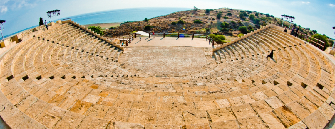 Kourion Ancient Theater, Episkopi, Limassol