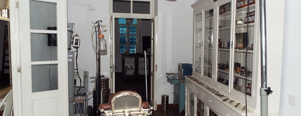 Kyriazis Medical Museum, медицинский музей в Ларнаке