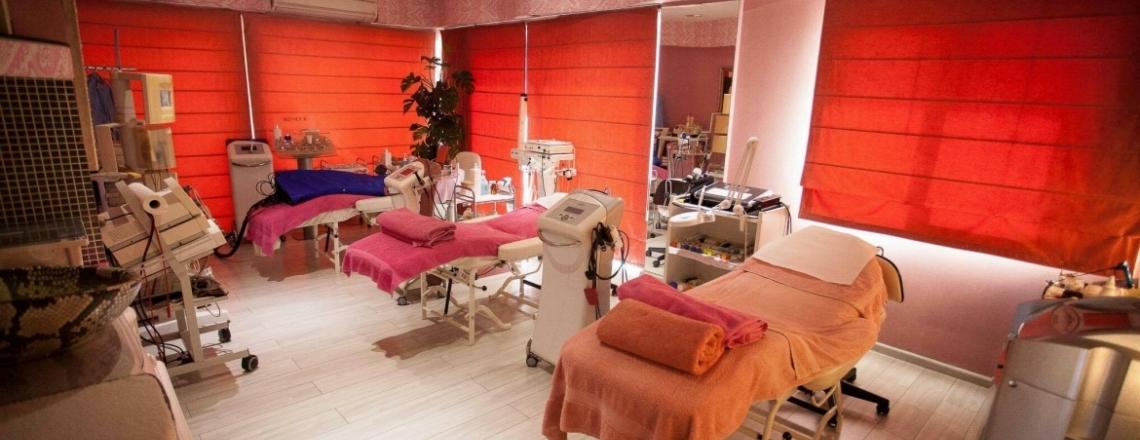 La Nouvelle Epoque Beauty Centre, салон красоты La Nouvelle Epoque в Лимассоле