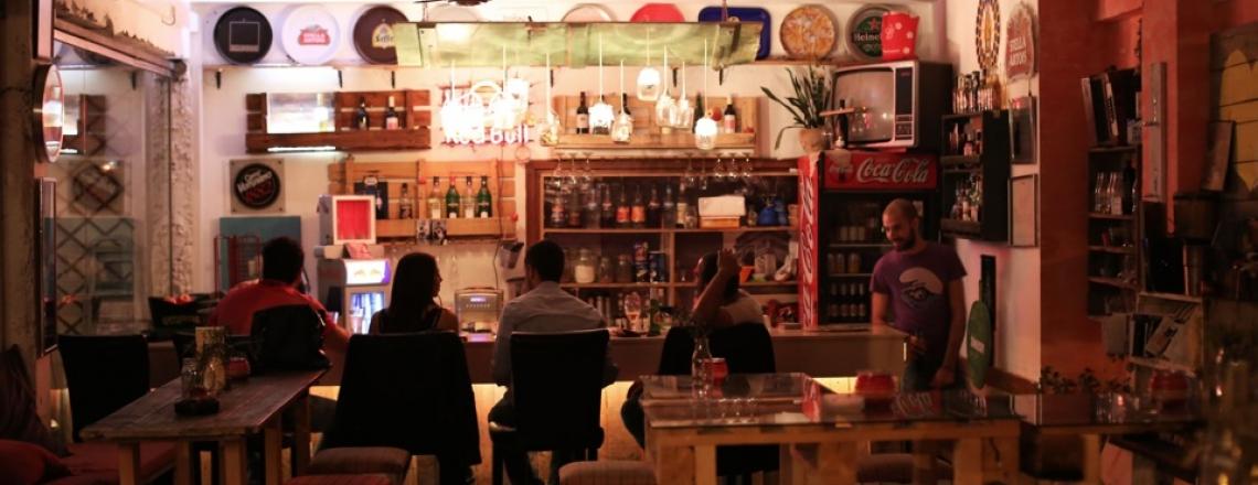 Le Jardin Cafe Bar, кафе и бар Le Jardin в Ларнаке