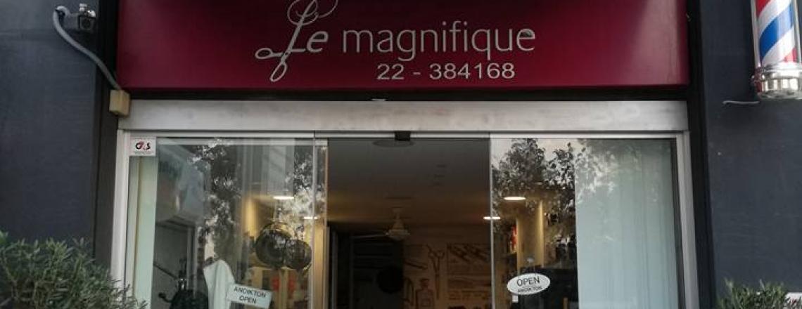LE Magnifique Hairdressing Hair Salon, салон красоты LE Magnifique Hairdressing в Никосии